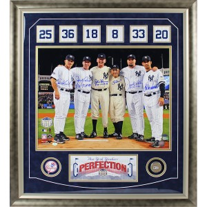 Final-Game-at-Yankee-Stadium-Perfect-Game-Battery-Mates-Signed-Metallic-16x20-Photo-Framed-Collage-w-Game-Used-Dirt-24x28--YANKPHB024000~PRODUCT_01--IMG_1200-362232157
